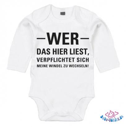 Baby Body Witzig Und Einzigartig Bedruckte Babystrampler Coole