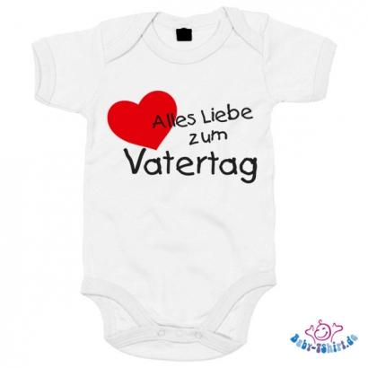 Geschenke zum vatertag von baby