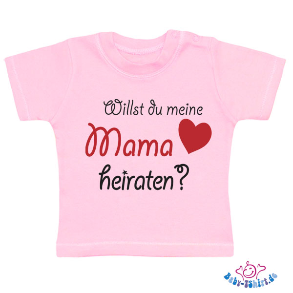 willst du meine papa heiraten baby tshirt witzig bedruckte. Black Bedroom Furniture Sets. Home Design Ideas