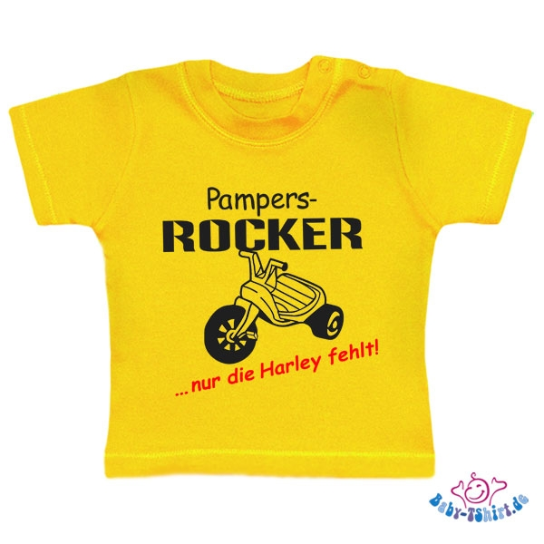 tolles cooles baby tshirt f r biker. Black Bedroom Furniture Sets. Home Design Ideas